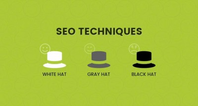The 3 different types of SEO techniques